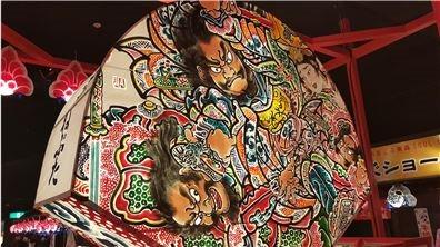 青森睡魔祭  八月登場  日本無形民俗文化財