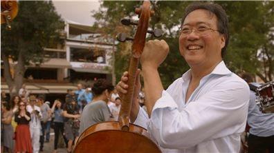讓傳統與傳統相遇 大提琴家馬友友的人類學關懷