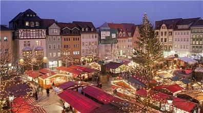 可比傳統華人新年  德國聖誕市集照亮冬夜