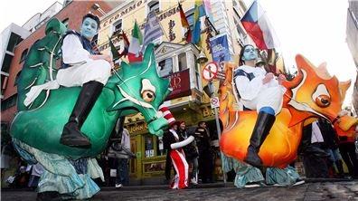 斑鳩琴與黑啤酒 愛爾蘭最大傳統音樂盛典Temple Bar Tradfest