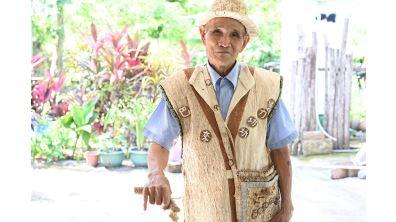 樹皮衣的美與好  找回阿美族祖先生活智慧