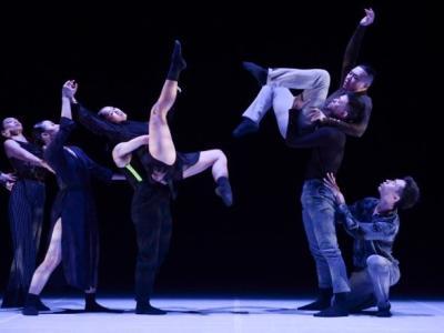 美國華盛頓大學台灣研究計畫線上訪談台灣丞舞製作團隊藝術總監蔡博丞