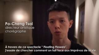 2016 FLOATING FLOWERS_Reportage Taïwan Avignon OFF