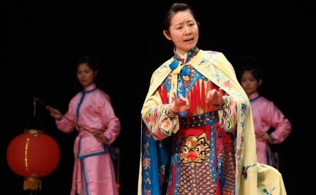 Taiwanese opera in Paris