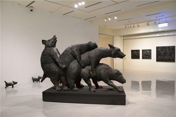'Allegory by Ni Tsai-chin: A Memorial Retrospective'