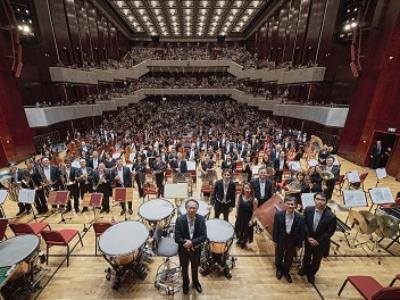 來自台灣的國家交響樂團首度登上洛杉磯郡立美術館古典音樂節目Sundays Live線上音樂會