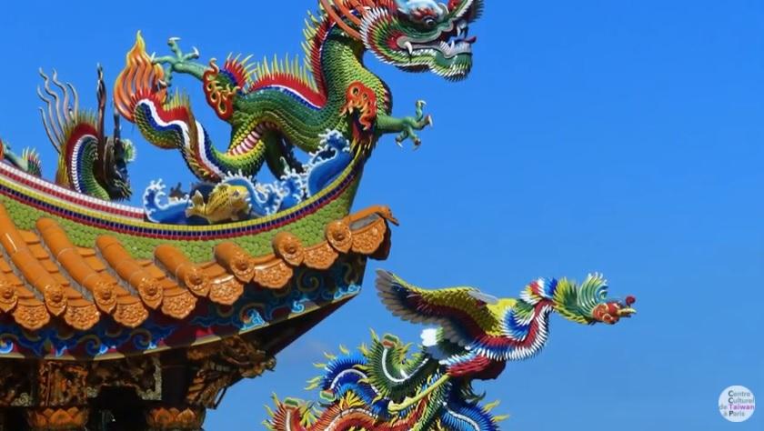 Les Temples Taïwanais 9