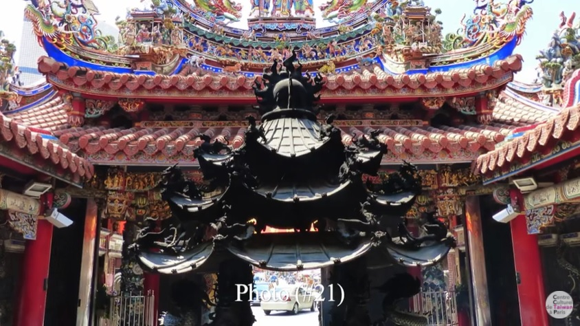 Les Temples Taïwanais 8