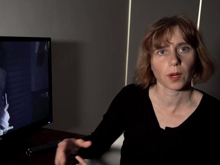 「漫遊記事」Carnets du flâneur –Gwenola Wagon「做為一隻螢火蟲會是什麼樣子?」