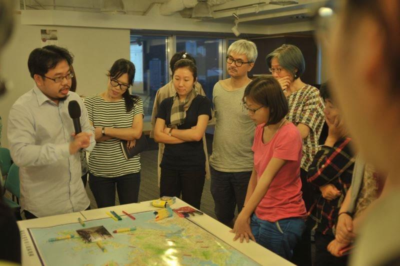 蘇民: 如何舉辦流水席 —跨域文化與社群串連實務工作坊