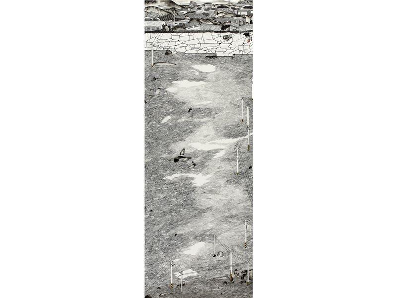 106年璞玉發光-全國藝術行銷活動/國畫類大專社會組璞玉金獎~邱奕寧