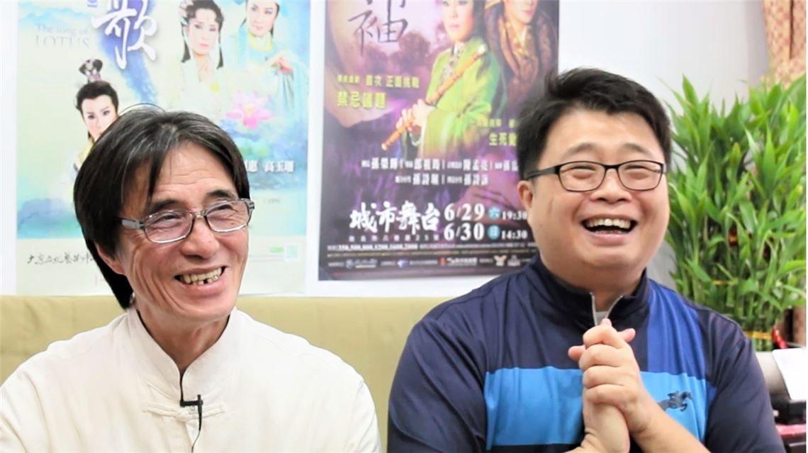 70歲孫榮輝 一心歌仔戲劇團的「寶」