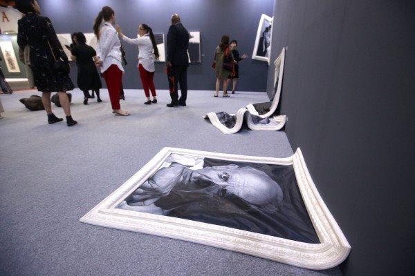 芸術博覧会、アジアのアートが集結
