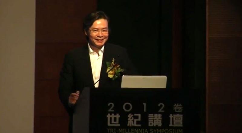 【媒體與民主政治-從台灣的經驗談起】(主講:金溥聰 博士 )