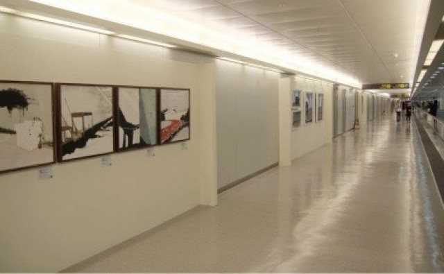 Taiwan's airports now transformed into art galleries