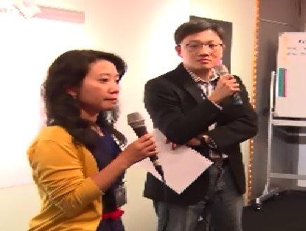 「版權綜合座談會」2014 出版經紀及版權人才研習營
