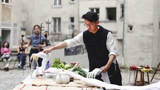 2017 西帖駐村藝術家 Fête du début de  l'été 「立夏埕筵」