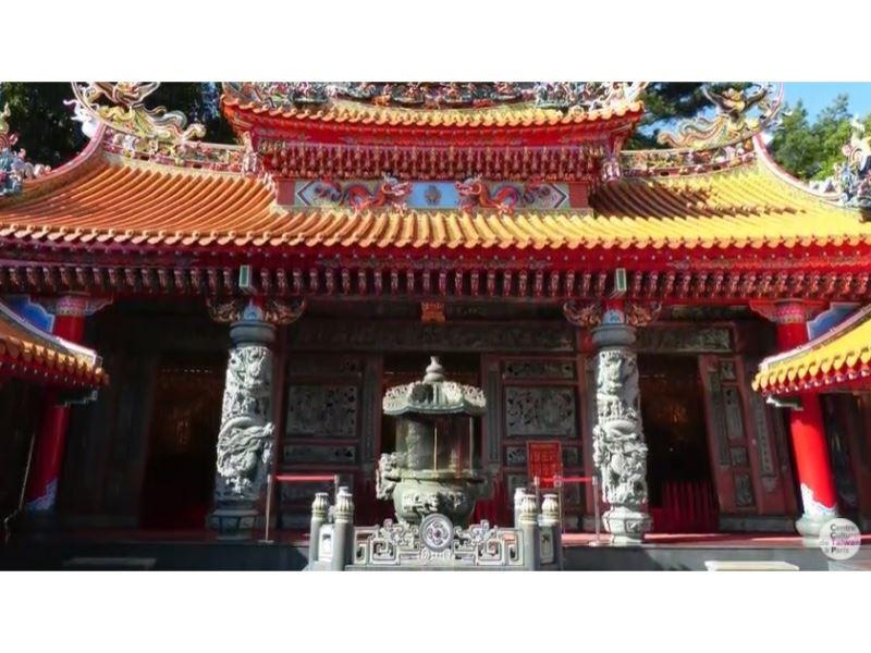 Les Temples Taïwanais 6