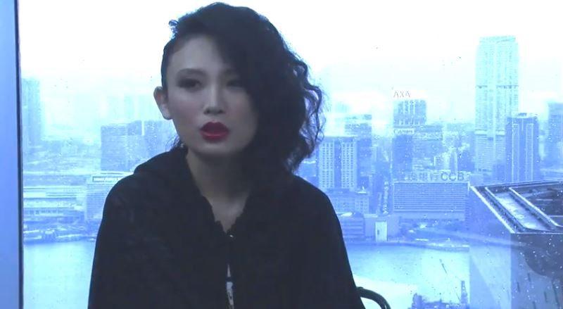 WAA(魏若萱)於台灣月記者會談對香港的感受