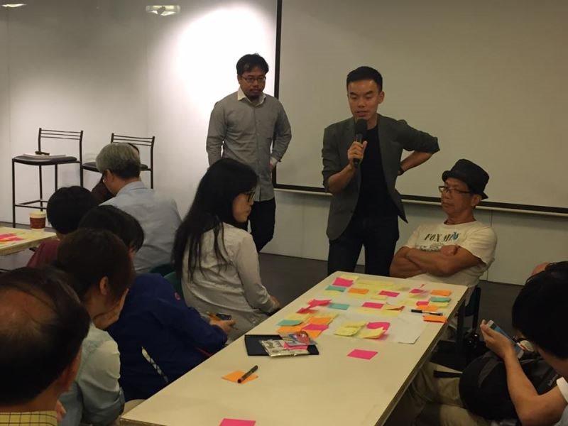 潘浩倫:如何舉辦流水席 —跨域文化與社群串連實務工作坊