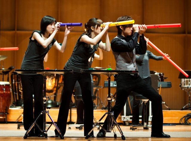 《豆莢寶寶音樂派對》朱宗慶打擊樂團