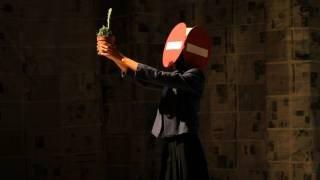 2010亞維儂外圍藝術節-稻草人現代舞團表演片段