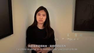 「漫遊記事」– 王湘靈「質變」/ Carnets du flâneur – Wang Hsiang-Lin