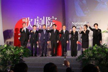 臺中國家歌劇院開幕 布拉瑞揚首演