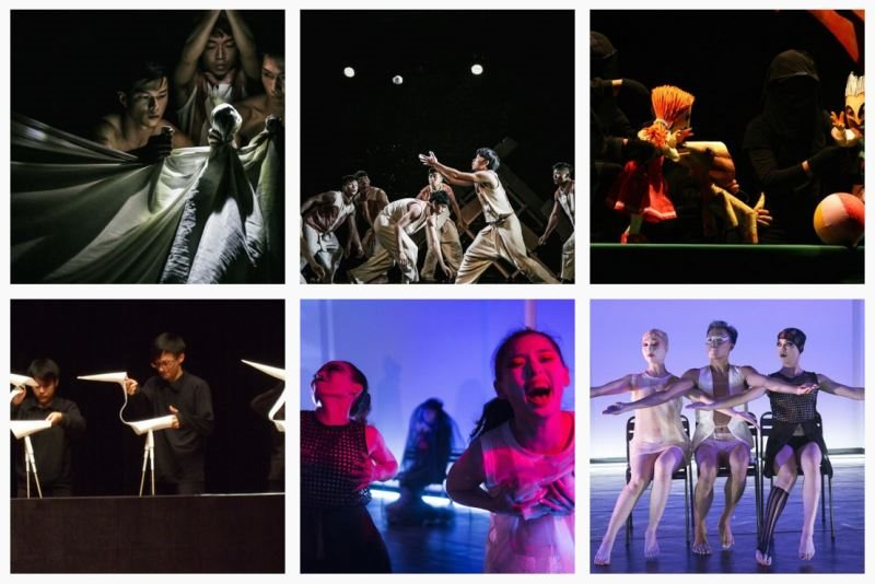 Taiwan Season at 2015 Edinburgh Fringe