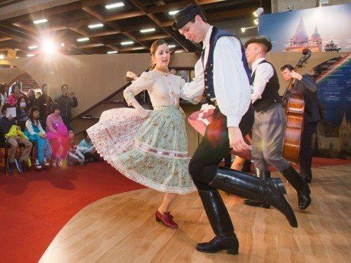 2016 Taipei book fair opens with Hungarian theme
