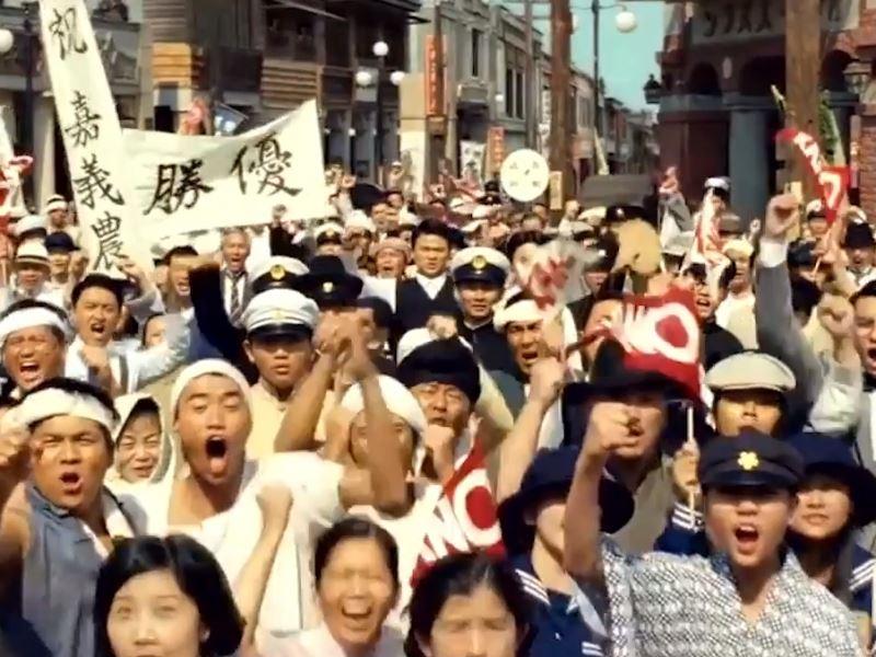 「臺灣電影中的日本元素」影展