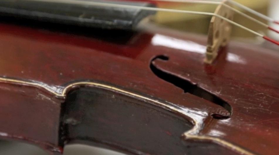 景美園區典藏影片 陳孟和小提琴