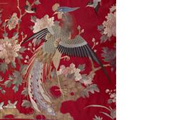 館藏授權圖像 花鳥刺繡橫披,jpg
