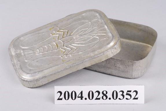 鋁製方形便當盒