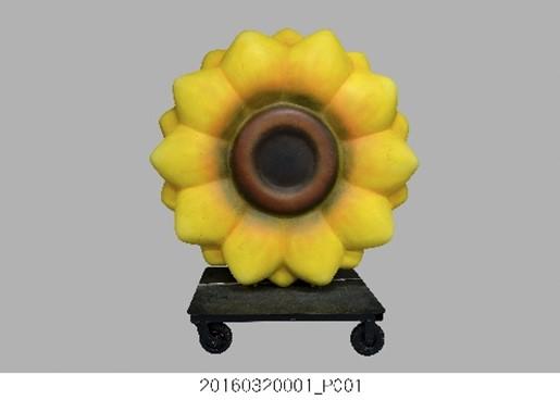 太陽花裝置藝術