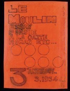 <i>Le Moulin</i> Poetry Journal, No. 3