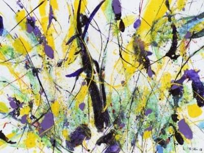 海峽兩岸抽象畫藝術交流展