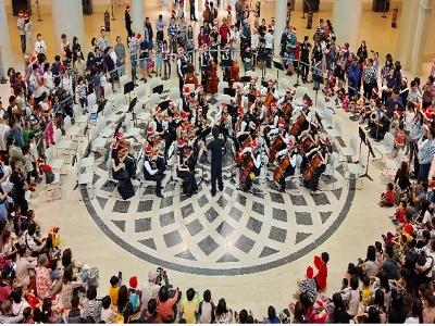 愛在弦上-復興弦樂團定期公演