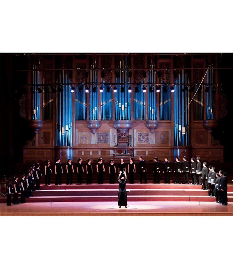 台北室內合唱團 Taipei Chamber Singers